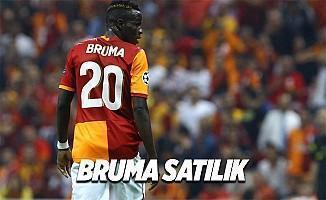 Galatasaray'da Bruma satılık listesinde