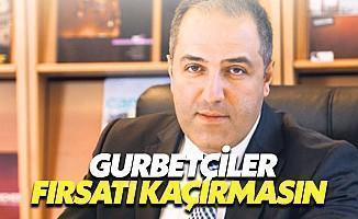 Gurbetçilere Türkiye'den Gayrimenkul Fırsatı