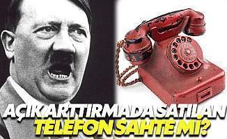 Hitler'in Telefonu Diye Satılan Telefon Sahte Mi