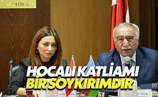 Hocalı Katliamında Yaşamını Yitirenler İstanbul'da da Anıldı