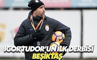 Igor Tudor'un İlk Derbisi Beşiktaş!