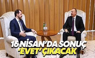 İlham Aliyev'den Türkiye Mesajı