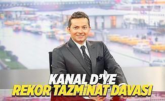 İrfan Değirmenci'den Kanal D'ye 1.5 milyon lira rekor tazminat davası
