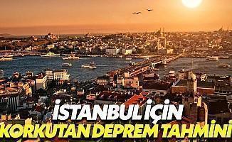 """""""İstanbul'da 7'nin Üzerinde Deprem Olacak"""""""