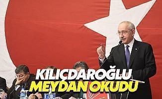 Kılıçdaroğlu Liderlere Meydan Okudu