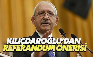 Kılıçdaroğlu: Suriyeliler için Refaranduma Gidelim
