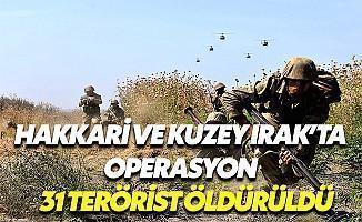 Mervan ve Mordem Kod Adlı Teröristler Öldürüldü