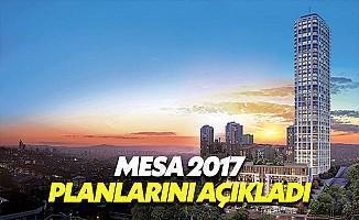 Mesa 2017 Planlarını Açıkladı