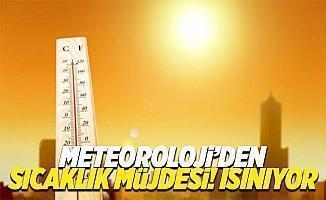 Meteoroloji son dakika havalar ısınıyor mu