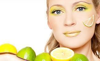 Meyvelerle Cildinizi Koruyun!