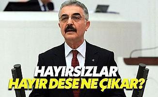 MHP Genel Sekreteri Büyükataman, Muhalifleri Eleştirdi