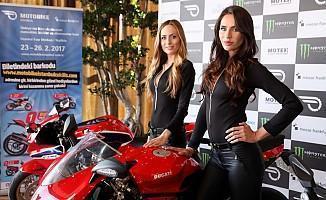 Motobike İstanbul fuarı motorseverlere kapısını açıyor
