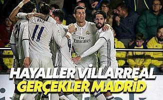 Real Madrid, Öldü Öldü Dirildi