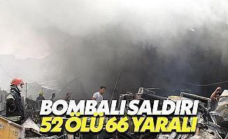 Son Dakika.. Bağdat'ta Patlama