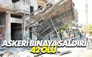 Son Dakika.. Suriye'de Saldırı