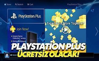 Sony'den PlayStation Plus Müjdesi
