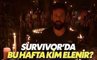 Survivor'a Bu Hafta Kim Veda Eder?