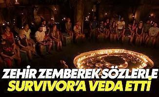 Survivor'a Veda Eden İsim Belli Oldu!