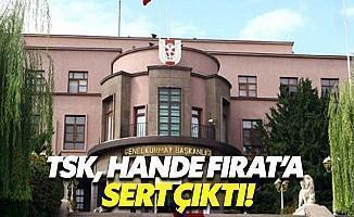 TSK, Hürriyet'in Manşeti Hakkında Açıklama Yaptı