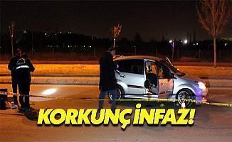 Tüfekle Otomobili Taradılar: 1 Ölü, 1 Yaralı