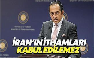 Türk Dışişleri'nden İran'a Cevap Gecikmedi