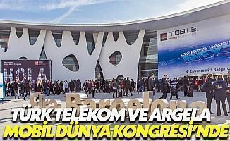 Türk Telekom ve Argela Mobil Dünya Kongresi'nde