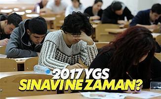 YGS 2017 ne zaman saat kaçta sınav giriş yerleri açıklandı mı