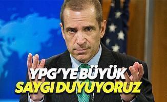 ABD Yönetimi YPG'den Vazgeçmiyor
