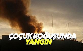 Adana Çocuk Hapishanesinde Yangın