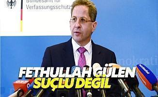 Almanya: 15 Temmuz'u Fethullah Gülen'in Yaptığını Kşmse İnanmıyor