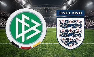 Almanya İngiltere hazırlık maçı ne zaman saat kaçta hangi kanalda