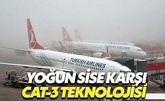 Atatürk Havalimanı CAT-3 Sayesinde Sisten Etkilenmedi