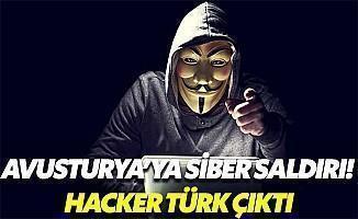 Avusturya'daki Siber Saldırıların Arkasından Türk Çıktı