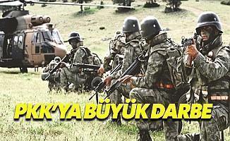 Bölücü Terör Örgütü PKK'ya İletişim Darbesi