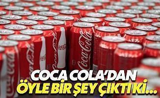 Coca Cola'nın İçinden İnsan Dışkısı Çıktı