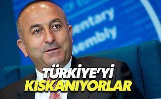 Dışişleri Bakanı Çavuşoğlu Amerika'da Konuştu