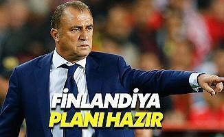 Fatih Terim'den Finlandiya Maçı Öncesi Açıklama