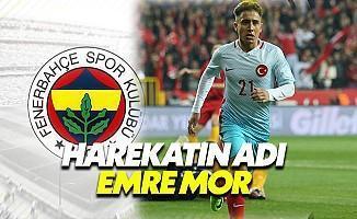Fenerbahçe'de Operasyonun Adı Emre Mor