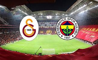 Galatasaray Fenerbahçe derbisi ne zaman saat kaçta
