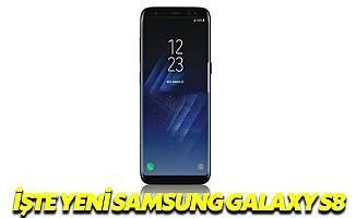 Galaxy S8'in Yeni Görüntüleri Sızdırıldı
