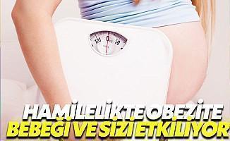 Hamilelikte Obezitenin 8 Tehlikesi