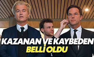 Hollanda Seçimlerini Rutte Kazandı, Wilders Kaybetti