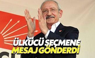 Kılıçdaroğlu'ndan Ülkücülere Mesaj Var