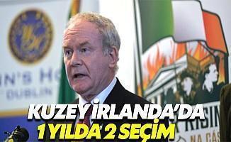 Kuzey İrlanda'da 1 Yılda 2 Seçim