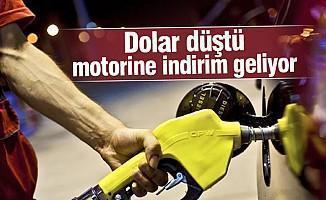 Motorinde 7 kuruşluk indirim litre fiyatı ne kadar