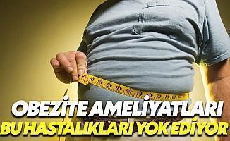 Obezite Ameliyatları O Hastalıklardan Da Kurtarıyor