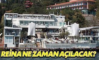 Reina Boğaz'da Yeni Mekan Arıyor