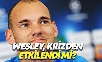 Sneijder'den Hollanda Basınına Türkiye Açıklaması