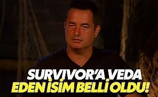 Survivor'a Kim Veda Etti