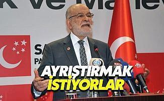 Temel Karamollaoğlu, Kılıçdaroğlu Eleştirilerine Sert Çıktı